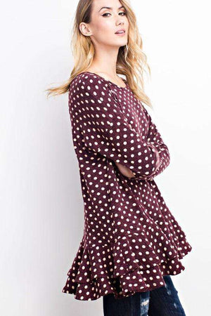 Dots Tunic (more colors)