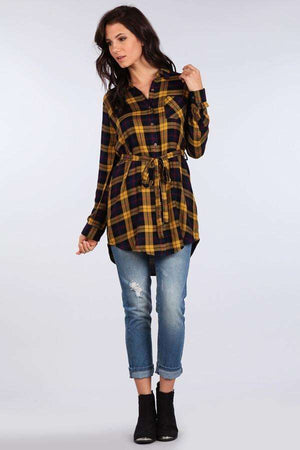 Fall in Love Tunic