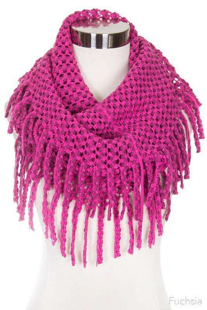 Fringe Scarf (more colors)