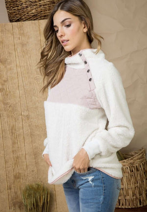 Ivory Pullover