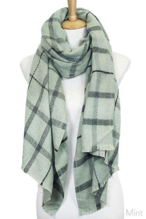 Plaid Scarf (more colors)