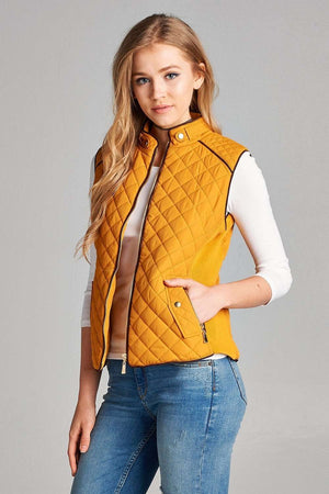 Quilted Vest (more colors)