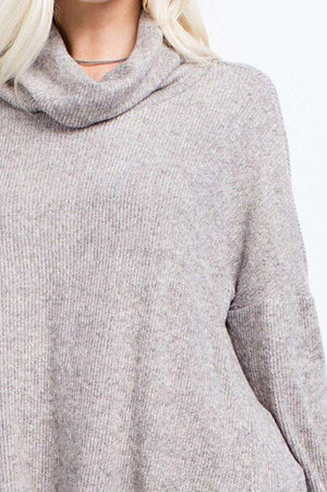 Ribbed Turtleneck (more colors)