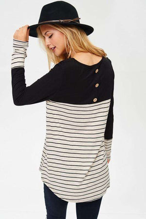 Striped Top (more colors)