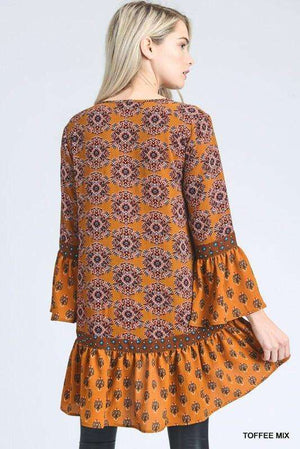 Toffee Paisley