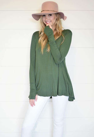 Tunic Thumbhole (more colors)