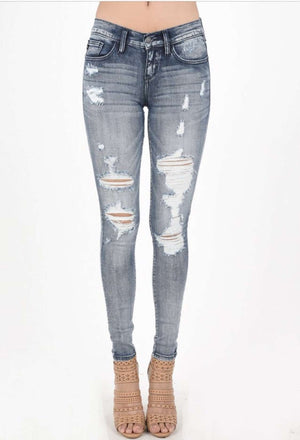 Wash Out Denim