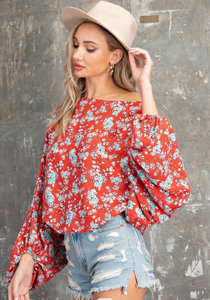 Apple Blossom Top