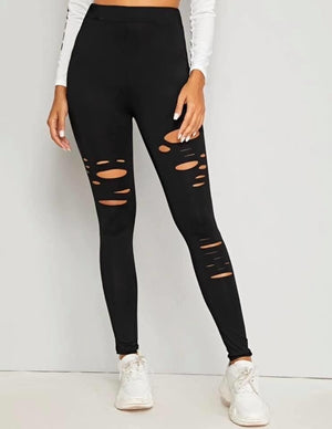 Sliced Leggings