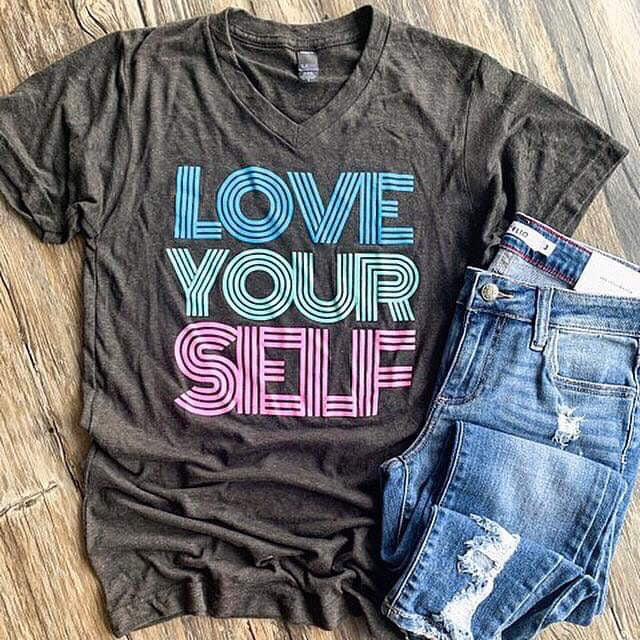 L💗VE Your Self
