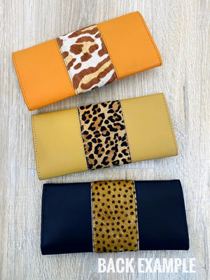 Bria Leather Wallet
