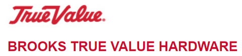 Brooks True Value Hardware Image