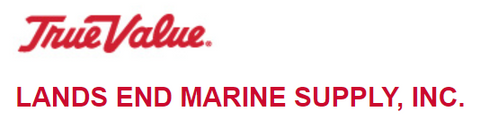 Lands End Marine Supply Logo