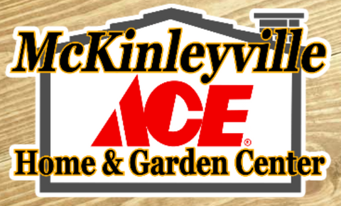 McKinleyville Ace Home and Garden Center Logo