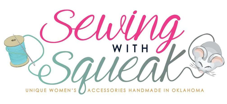 Sewing With Squeak