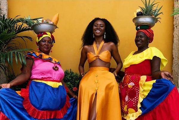 48 Hours in Cartagena, Colombia with Gezelle Renée