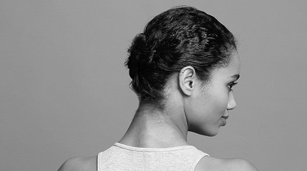 How To: A Quick Twisted Chignon