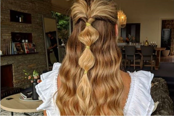 Heatless Hairstyles for Naturally Wavy Hair