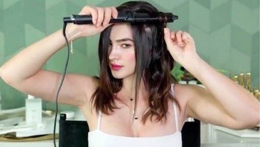 How-To: Soft Beach Waves with Andreaa Cristina