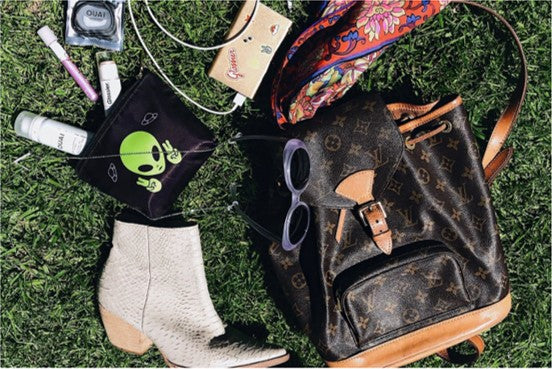 How to Pack for Coachella Like an Influencer