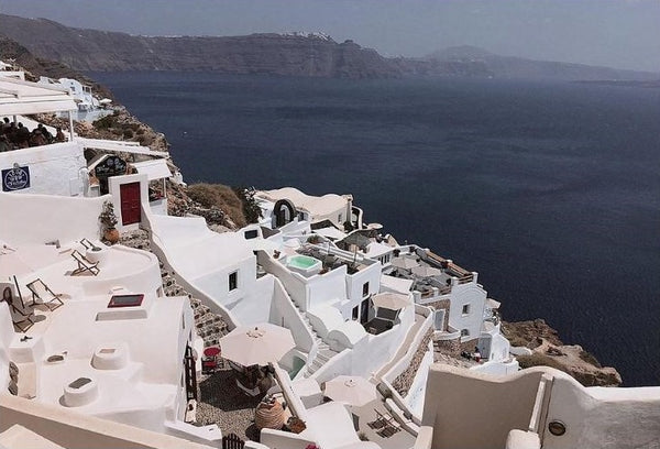 An Insider's Guide to Santorini, Greece with Maria Giannetos