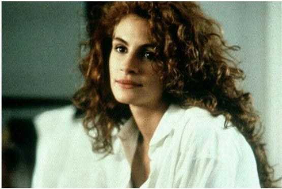 Girls on Film: Julia Roberts' Fluffy Curls From Pretty Woman