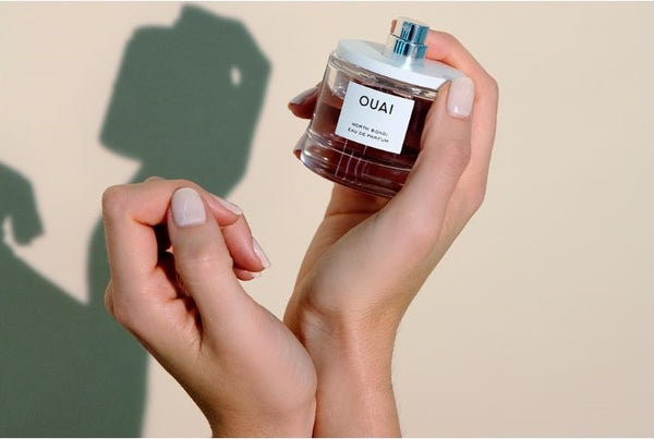 Praise the Perfume Goddesses—OUAI Fragrance is Here