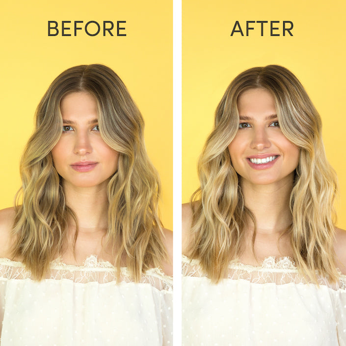 Hair Styling Product - Sun Of A Beach Before & After