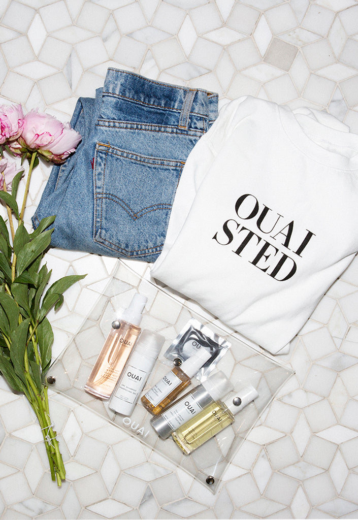 OUAI Haircare Merch