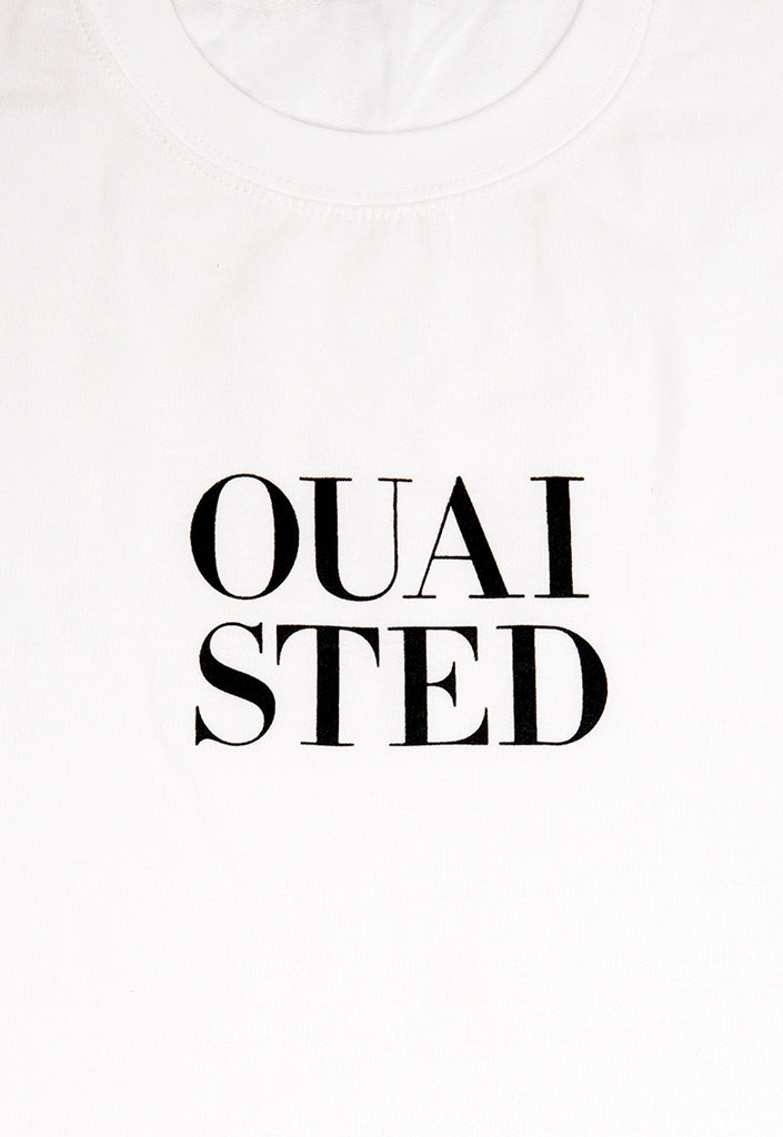 OUAI Haircare Merch - OUAISTED Crewneck Sweatshirt