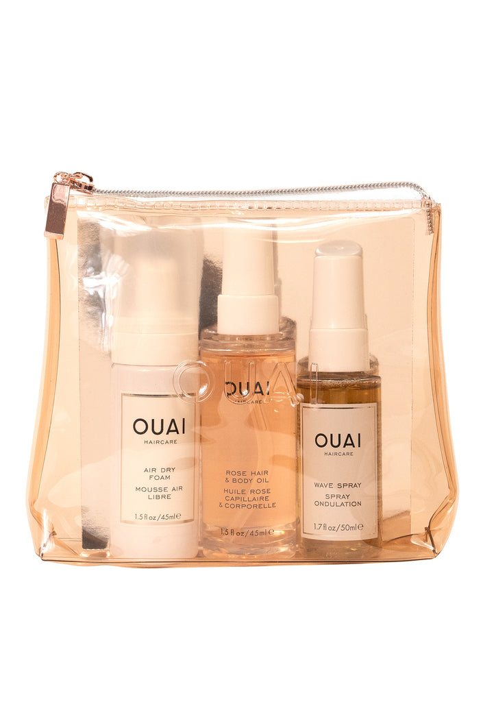 Hair Styling Kit - The Easy OUAI