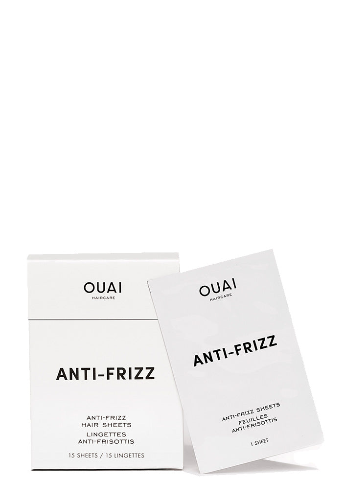 Hair Styling Product - Anti Frizz Hair Sheets