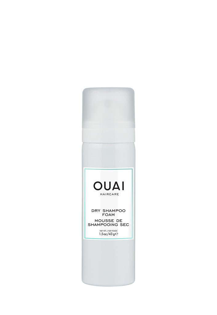 OUAI Hair Styling Product - Dry Shampoo Foam Travel