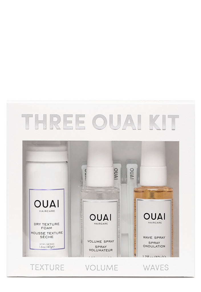 Kits - Three OUAI Kit