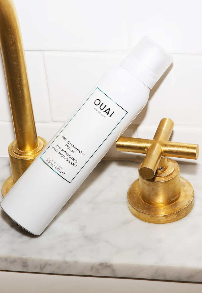 OUAI Hair Styling Product - Dry Shampoo Foam