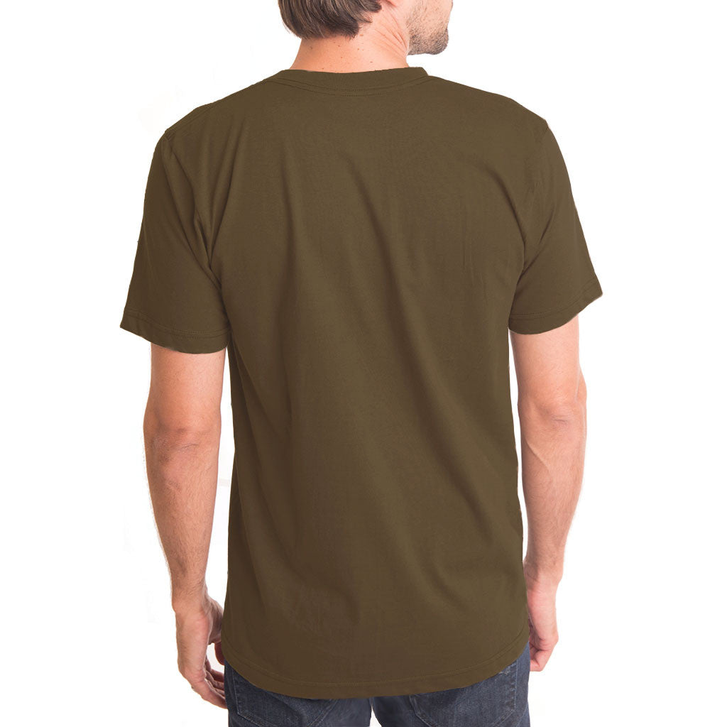 Harly2 T-Shirt Army Green
