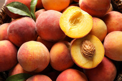 Peach (25 lbs per Box) - Farmgate E-Market