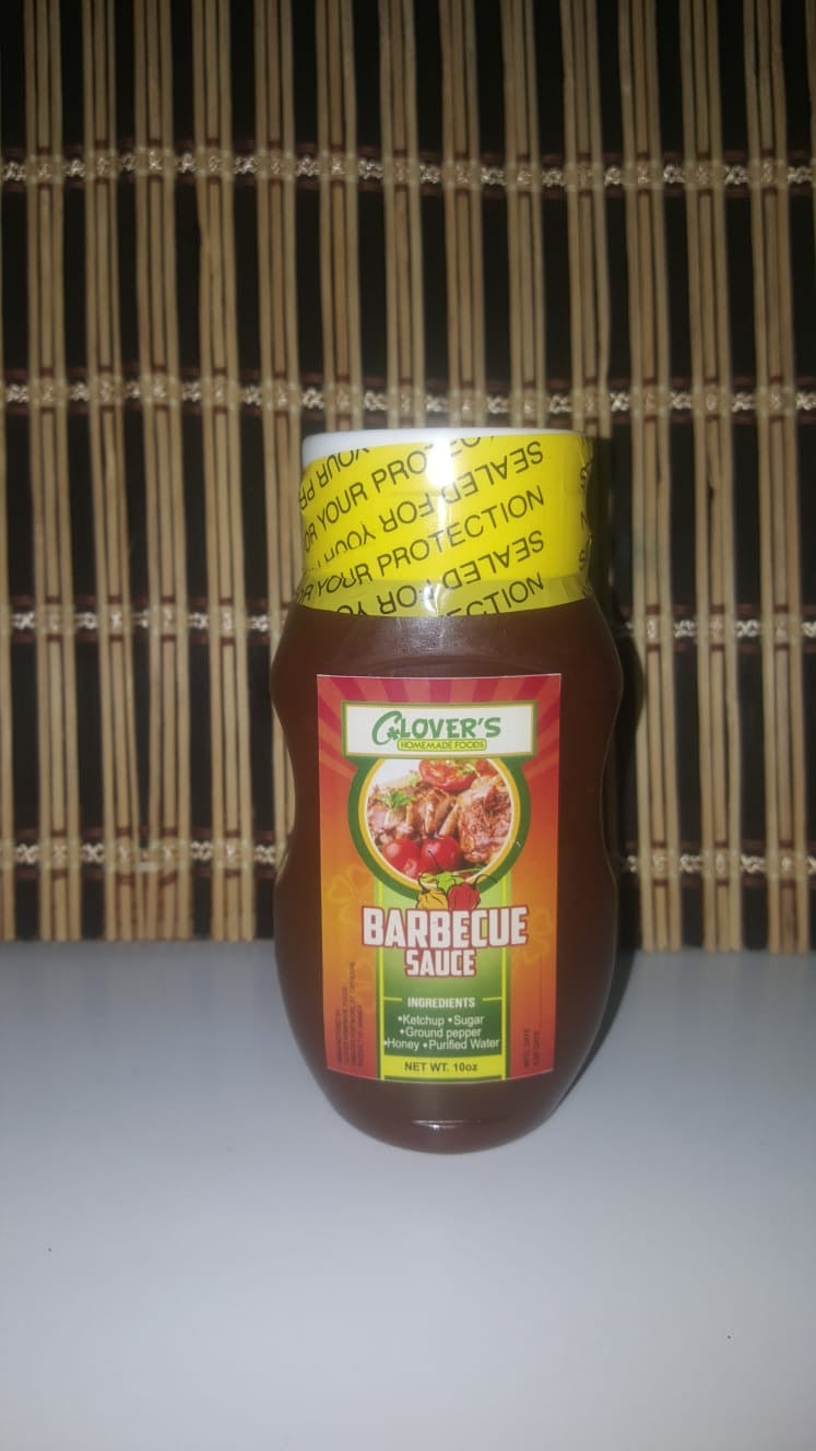 Barbecue Sauce (10 oz)
