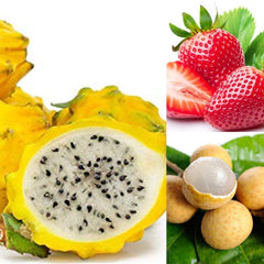 Exotic Fruit Trio