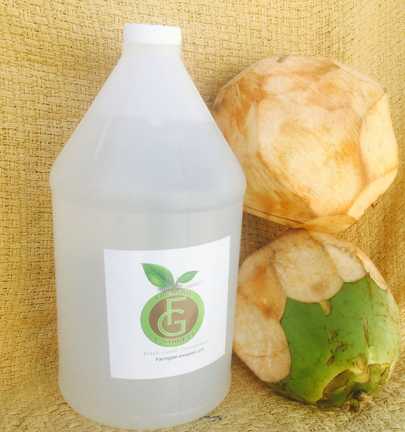 Coconut Water (jelly) - Farmgate E-Market