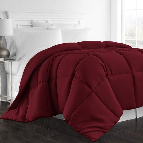 Beckham Hotel Collection 1300 Series - All Season - Luxury Goose Down Alternative Comforter - Hypoallergenic
