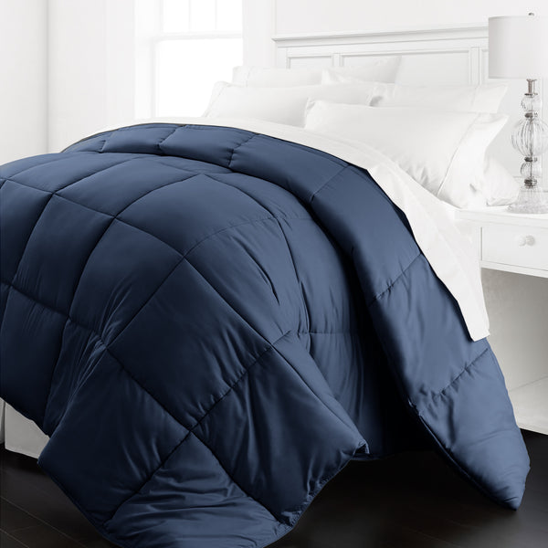 Beckham Hotel Collection - Lightweight All Season - Luxury Goose Down Alternative Comforter - Hotel Quality Comforter and Hypoallergenic