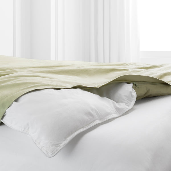 Beckham Hotel Collection 1800 Series Duvet Insert - All Season - Luxury Goose Down Alternative Comforter