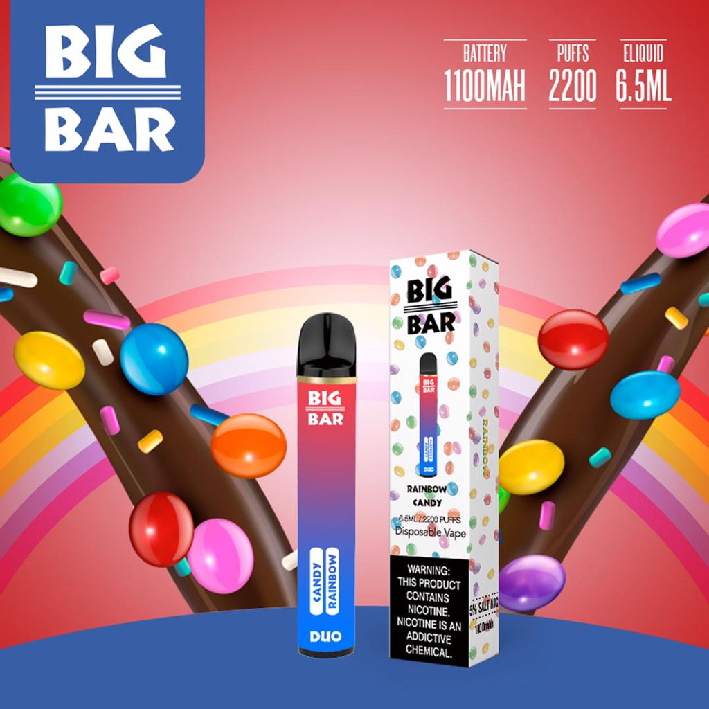 Big Bar DUO 2200 PUFFS