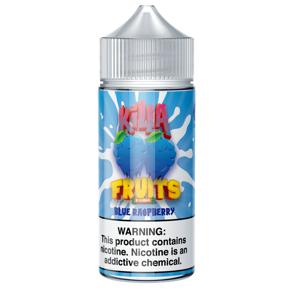 Blue Raspberry On Ice (Killa Fruits), , Killa Fruits On Ice, 15ml, 30ml, 60ml, 120ml, - E-juice Enterprise