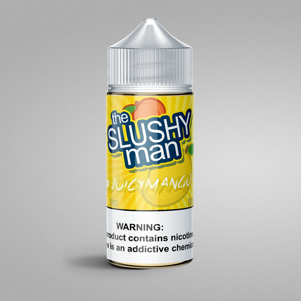 #JUICYMANGO - 100ML (The Slushy Man), E-Juice, The Slushy Man E-liquid 100ML, 15ml, 30ml, 60ml, 120ml, - E-juice Enterprise