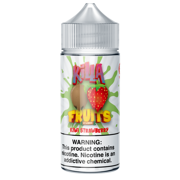Kiwi Strawberry On Ice (Killa Fruits), , Killa Fruits On Ice, 15ml, 30ml, 60ml, 120ml, - E-juice Enterprise