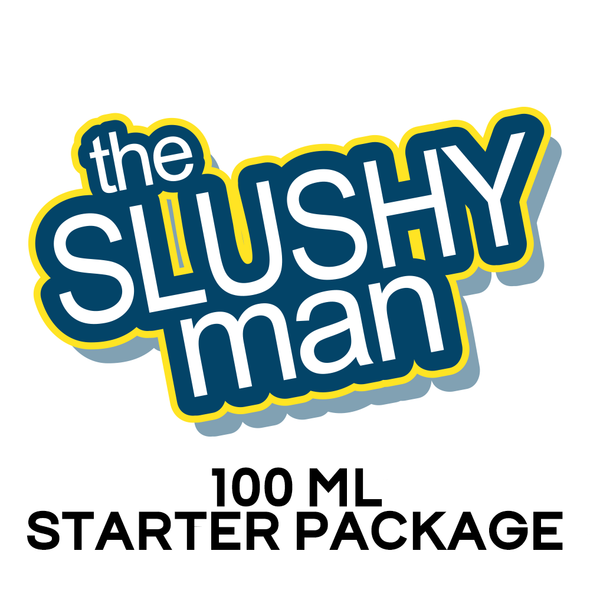 The Slushy Man Starter Package 100ml, , The Slushy Man E-liquid 100ML, 15ml, 30ml, 60ml, 120ml, - E-juice Enterprise