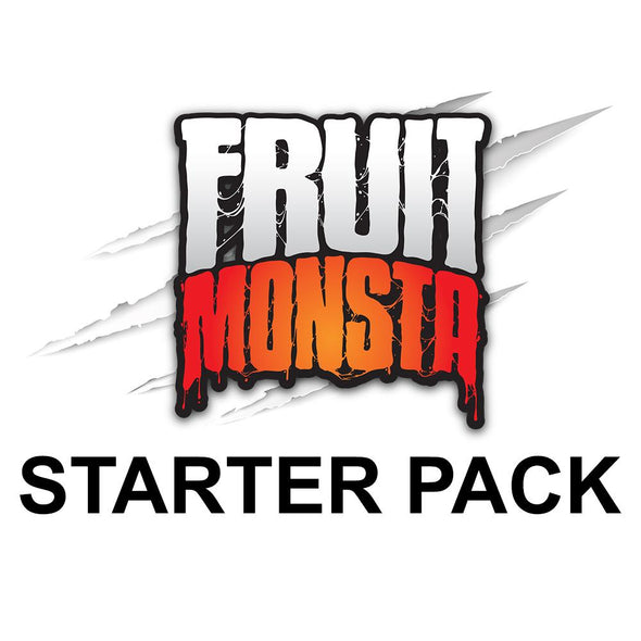 Fruit Monsta Starter Pack, , fruit monsta, 15ml, 30ml, 60ml, 120ml, - E-juice Enterprise