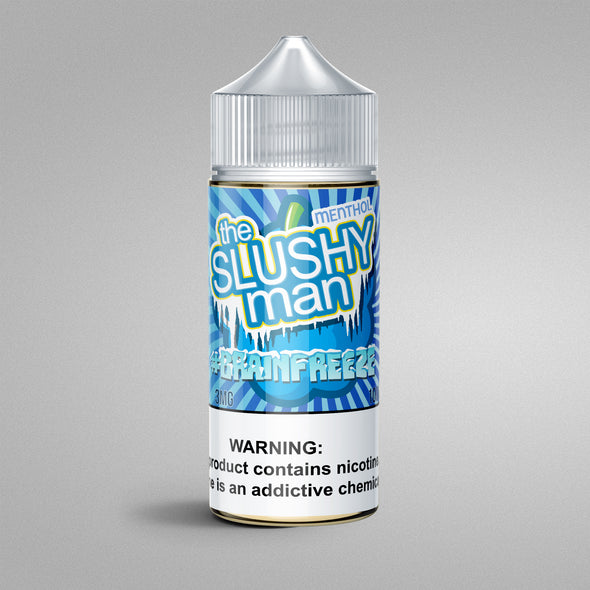 #BRAINFREEZE (MENTHOL) - 100ML (The Slushy Man), E-Juice, The Slushy Man E-liquid 100ML, 15ml, 30ml, 60ml, 120ml, - E-juice Enterprise